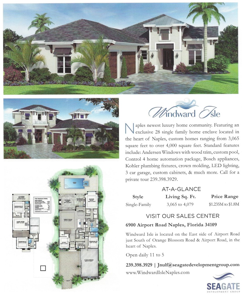 Windward Isle page
