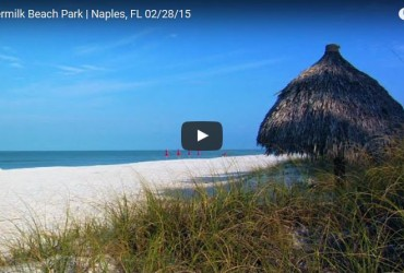 Lowdermilk Beach Park in Naples
